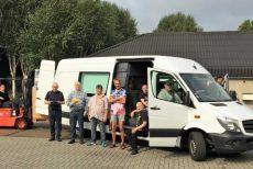 Aanschaf vervoersbus Beekbergen